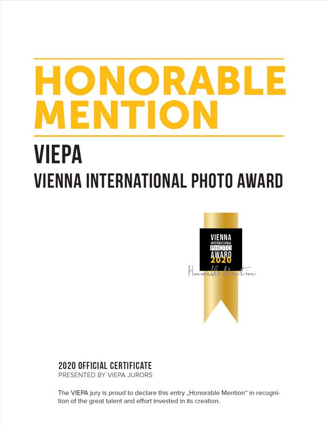 Vienna International Photo Award 2020