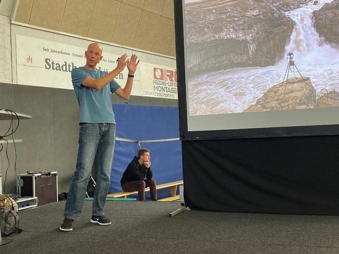 Lecture @ GDT Festival Lünen