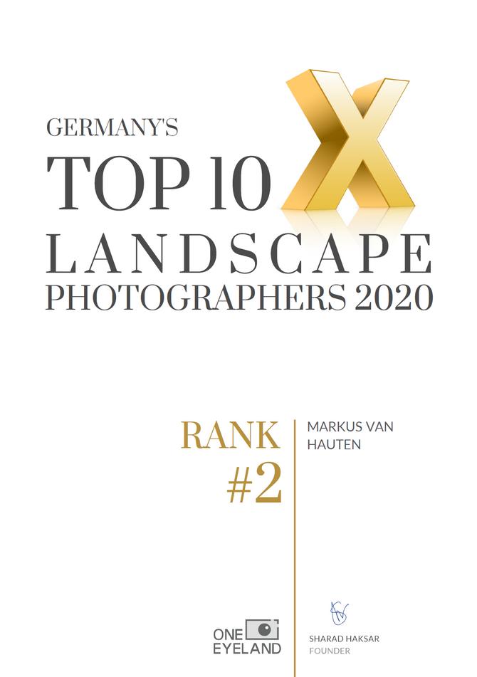 Germanys Top 10 Landscape Photographer 2020