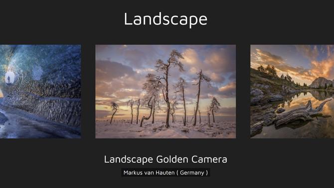 Golden Camera @ FEP Awards
