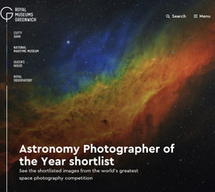 Astronomy Photographer of the year 2021