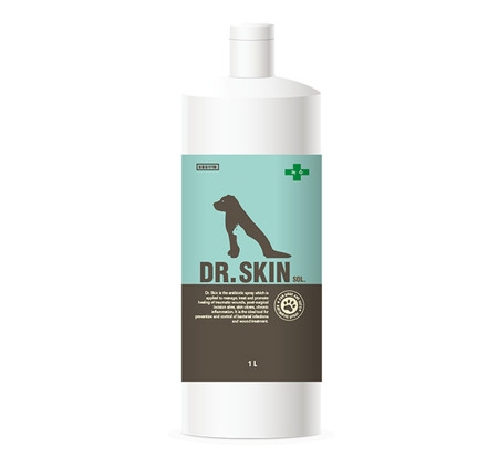 [NEW Product]녹십자수의약품, 뿌리는 상처 치료제