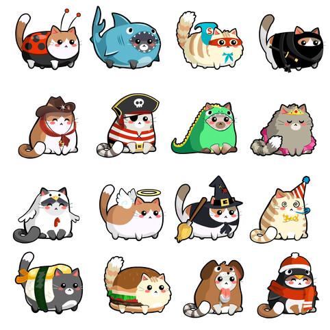 Stickers_CostumeKittys.jpg