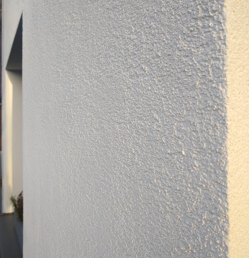 gevelbekleding met crepi in Dendermonde