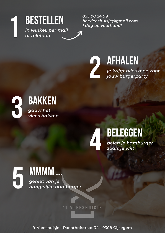 burger party bestellen