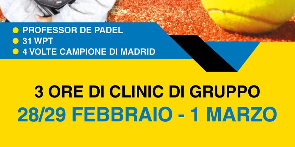 Hugo Cases @Sporting Club Ostiense - Roma
