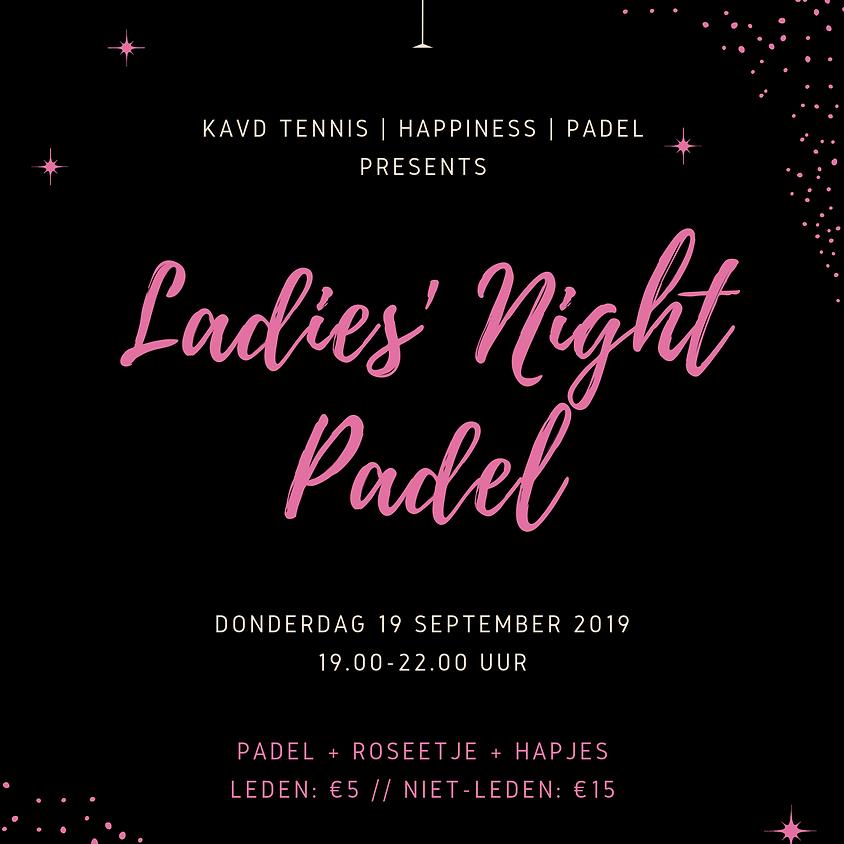 ladies' night @kavd