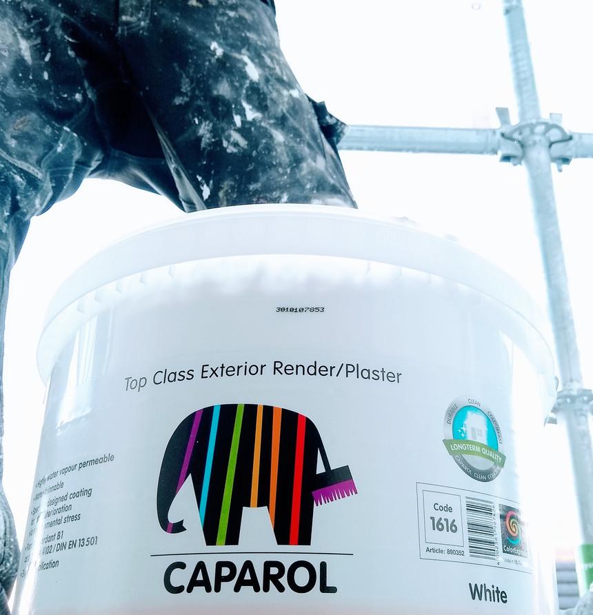 crepi van kwaliteitsmerk Caparol