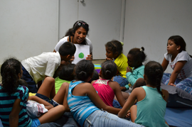 Taller Infantil Biodiversidad e Indentidad Cultural en el Caribe Colombiano