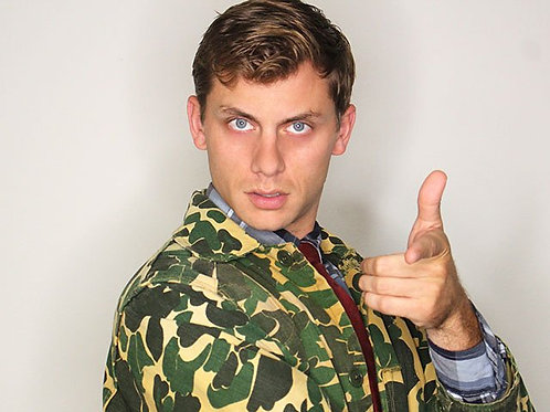 Enter for one (1) chance to win two (2) VIP tickets to see Charlie Berens!