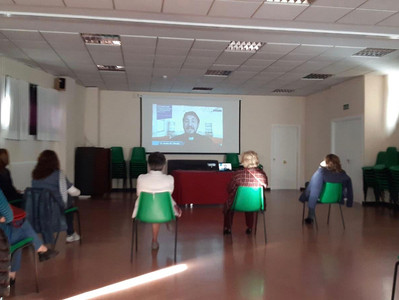 Los catequistas inauguran el curso por videoconferencia