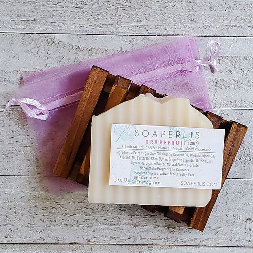 Mood Lifting Grapefruit Soap