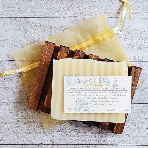 Refreshing Lemongrass Soap