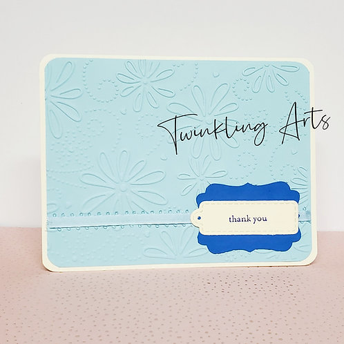 4 Messages Greeting Card