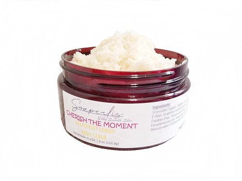 Energizing Mood Grapefruit Lemon Sugar Body Scrub