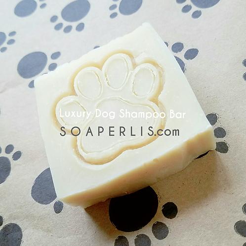 Luxury Dog Shampoo Bar Soap