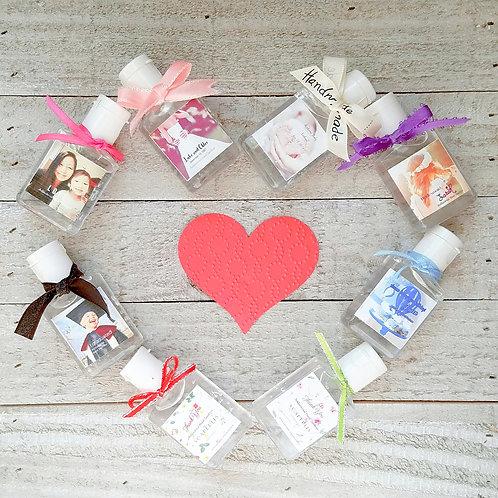 Gift Favors of 10 Antibacterial Hand Sanitizers (15ml)