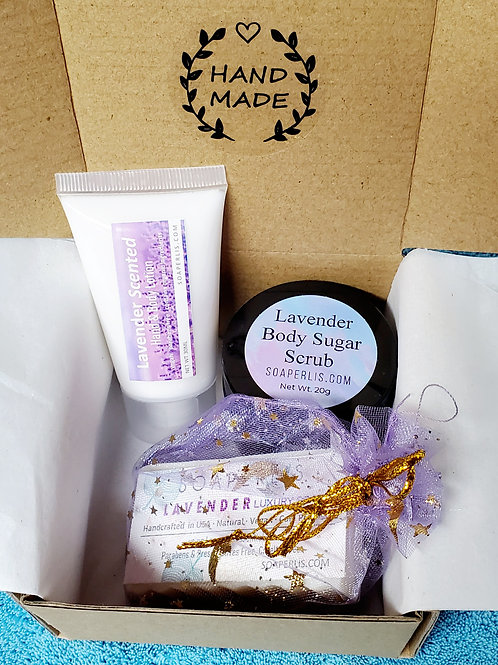 Luxury Personalized Beauty Box - Mix & Match TOP 3 SELLING PRODUCTS