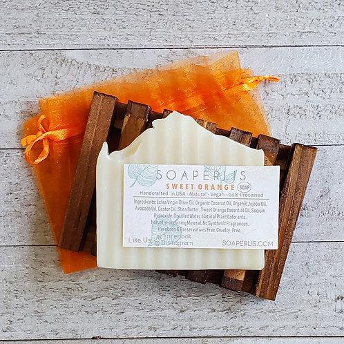 Cheerful Mood Sweet Orange Soap
