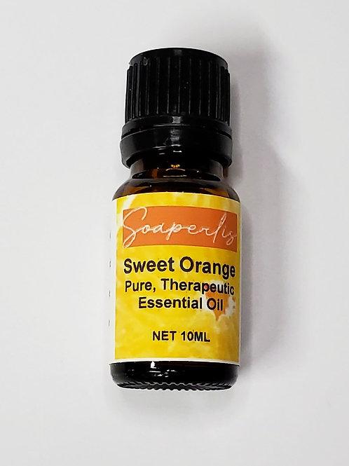 Therapeutic Sweet Orange Essential Oil 10ml