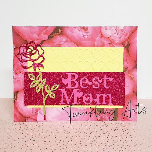 Best Mom Card