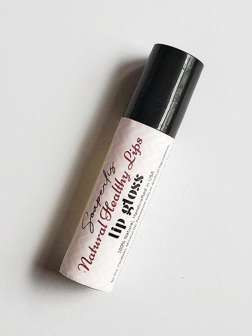 All Natural Healthy Lip Gloss
