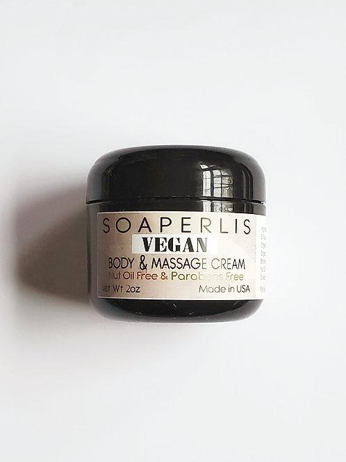 Vegan Body and Massage Cream