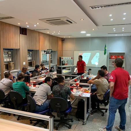 Confira como foi o 2º treinamento Ilumac em parceria com o Senai