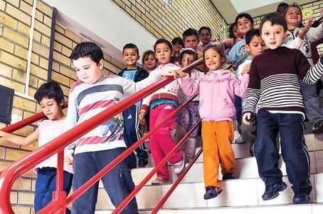 Brigada de Incêndio em Escolas