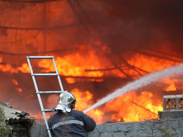 alarme de incêndio, prevenção incêndio