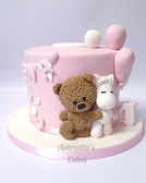 baby 1st birthday cake delivery manchest