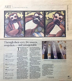 LA Times Silent Witness article 2008