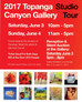 Topanga Canyon Gallery 16th Annual Studio Tour