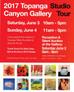 Topanga Canyon Gallery 16th Annual Studio Tour