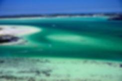 Shark Bay, the ideal kitesurf learning location