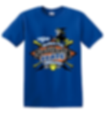 Fall State Shirt in Royal.png