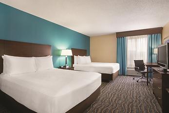 Baymont Evansville - 2 Queen Beds - 1320