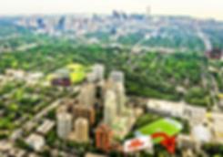 toronto lsat forest hill st clair bathurst subway lsat OzPrep: Toronto Map LSAT Law School Tutors