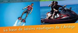 Base de loisirs nautiques La Ginestière en Ariège