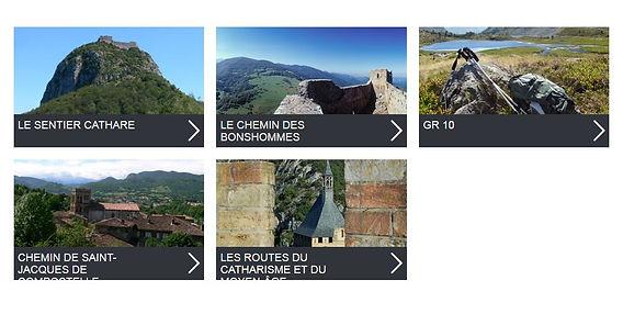 Les routes mythiques de l'Ariège
