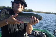 Pêche lac Montaut