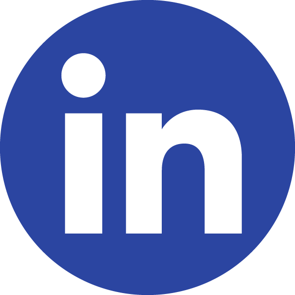 Linkedin ELM Purple Blue #2B45A1