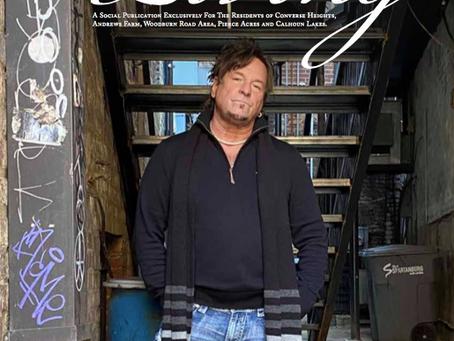 Meet Artist & Eastsider Bailie!               January 2021 Issue