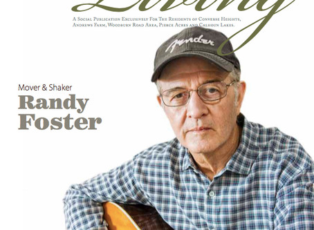 Flashback Friday - Randy Foster's Cover    November 2018