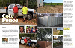 Cole Fence Oct 2018