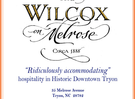 Day Tripping - The Wilcox on Melrose