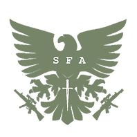 SFA - Green Eagle + Rifle White Dags III