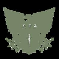 SFA - Green Eagle + Rifle White Dags III