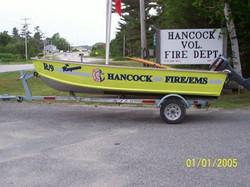Rescue 9 (Rescue Boat)