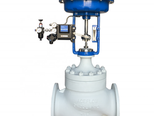 Control valve và Control valve Fail-safe mode